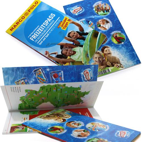 Nestle Schoeller Freizeitspaß Marco Polo Zugabeartikel Mehrwert Kundenbindung