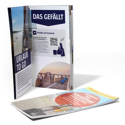 """Reiseführer """"Urlaub to go"""" präsentiert von Flensburger Brauerei"""