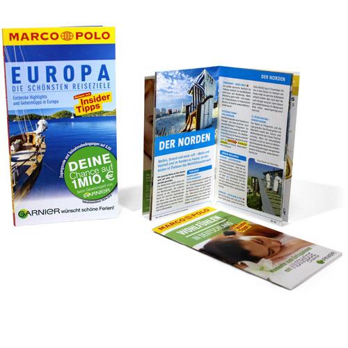 Garnier Europa Reiseführer Marco Polo Incentive Mehrwert