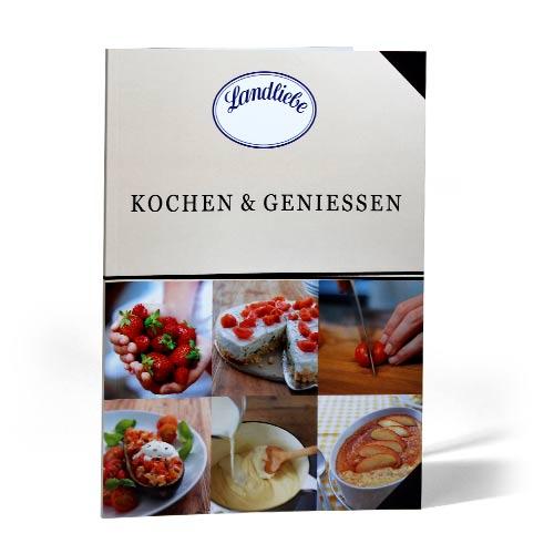 Landliebe Kochen & Genießen Zugabe Produktzugabe Mehrwert