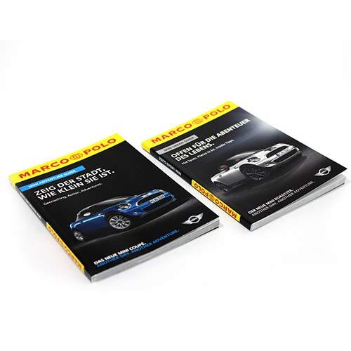 MINI Guides im MARCO POLO Format präsentiert von BMW MINI