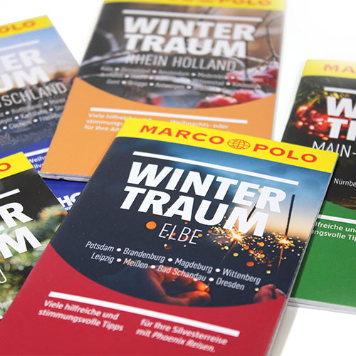 Wintertraum Donaufahrten präsentiert von Phoenix Reisen