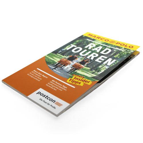 Rad Touren Reiseführer präsentiert von Postcon