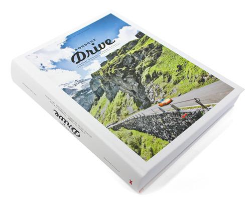 Roadbook Porsche Drive Produktbeigabe Mehrwert