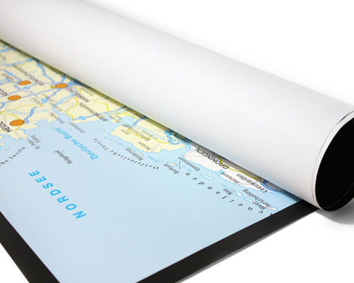 Wandkarte Welt Mehrwert Incentive