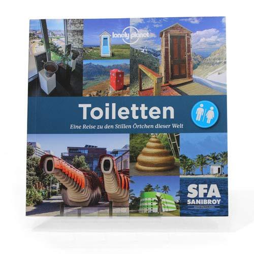 Sanibroy Toilettenbuch Lonely Planet Kundenbindung