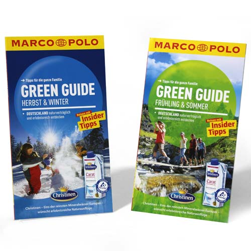 Marco Polo Green Guide Christinen zur Kundenbindung