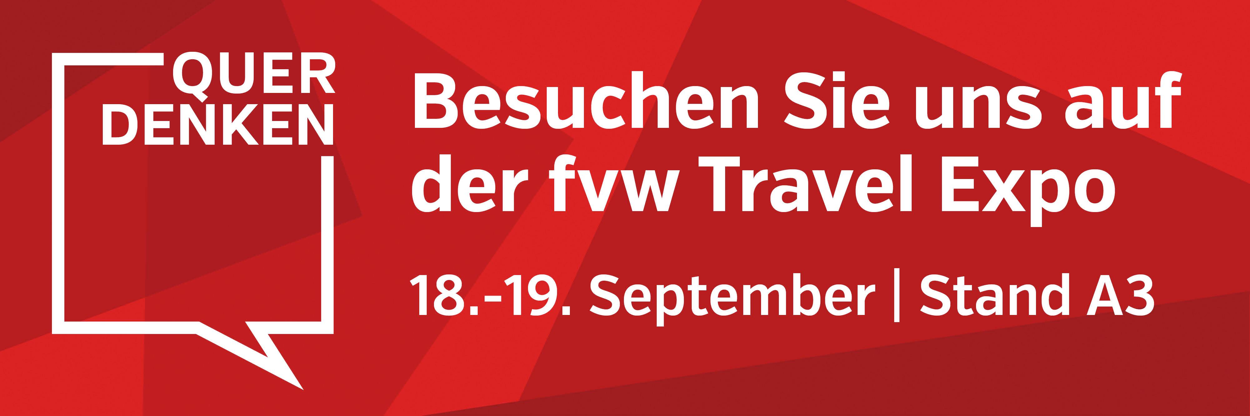 Travel Expo Mairdumont Aussteller