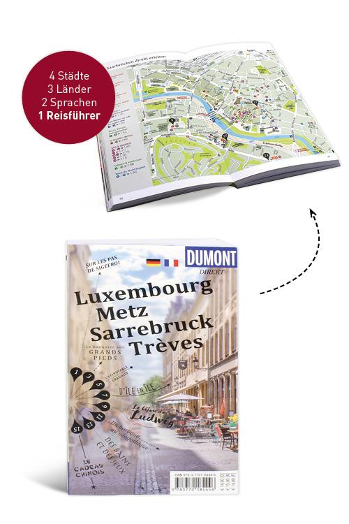DuMont direkt Reiseführer QuattroPole