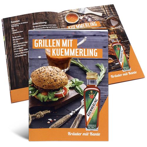 Grillbuch Grillen mit Kümmerling