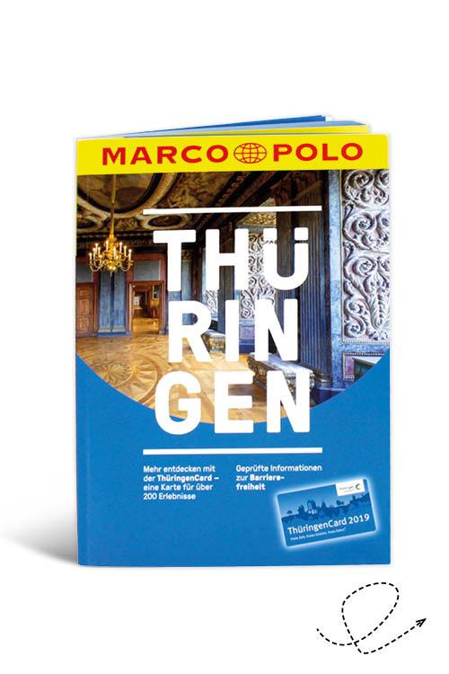 Marco Polo Reiseführer Thüringen