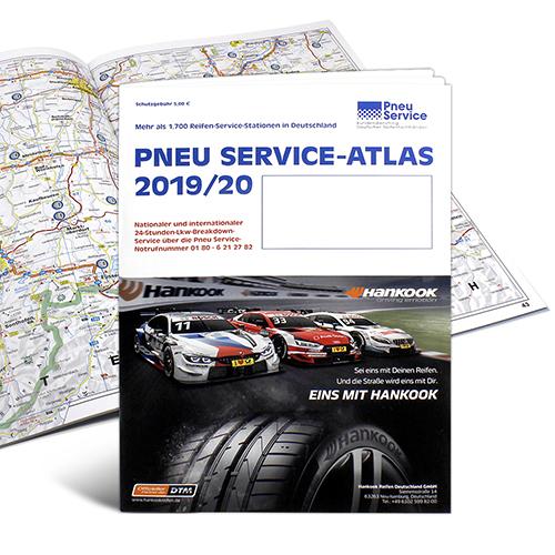 Pneu Service-Atlas