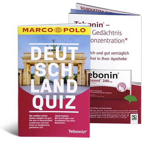 Tebonin Deutschland-Quiz