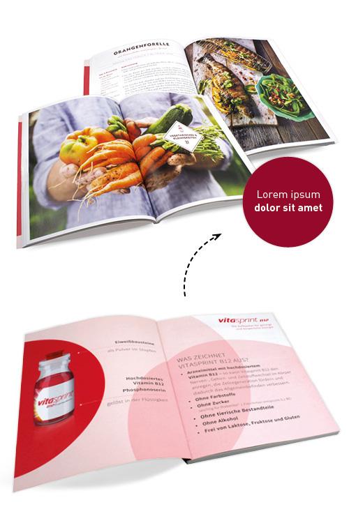 Vitasprint Grillbuch für perfektes Grillen