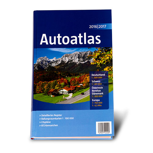 ALDI Nord Autoatlas