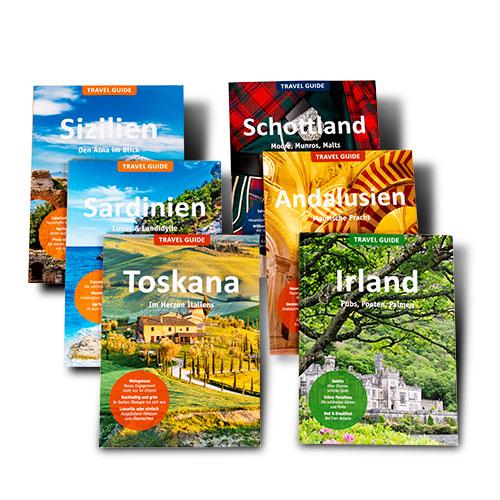 Hofer AT und ALDI CH - Reiseführer