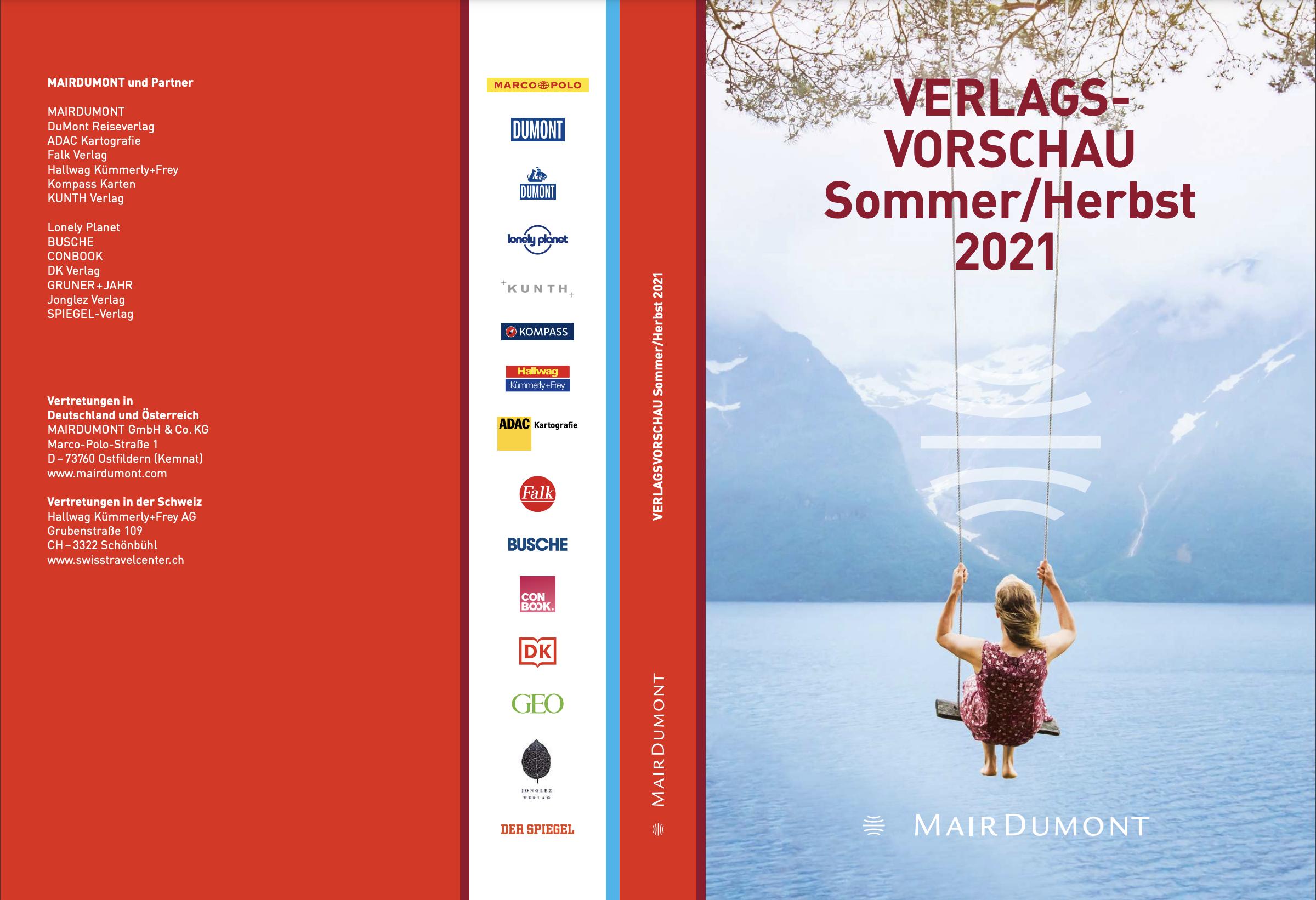 MairDumont Verlags-Vorschau Sommer 2019
